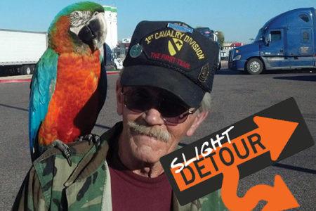 Slight Detour August/September 2021, Muggsy Macaw