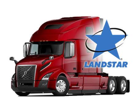 The Winner of Landstar All-Star Truck Giveaway gets a 2022 Volvo VNL64T