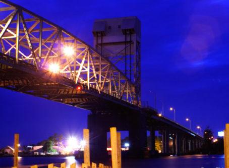 Cape Fear Memorial Bridge Phot by Bryan - flickr