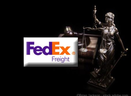 FedEx Freight settles racial discrimination lawsuit