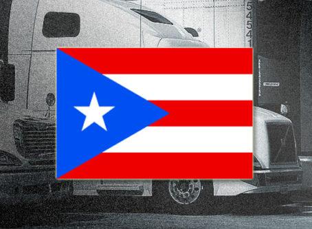 Puerto Rico truckers end strike