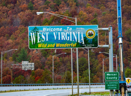 Welcome to West Virginia photo by Vit