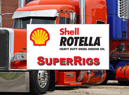 Shell Rotella SuperRigs is Thursday through Saturday