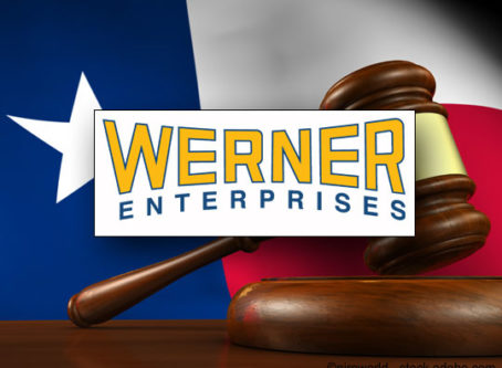Texas appellate court files controversial order in $90M Werner case