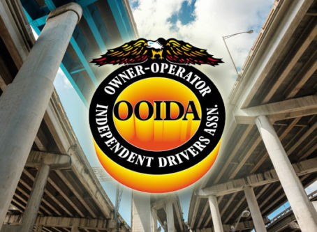 OOIDA makes push to include truck parking in infrastructure plan