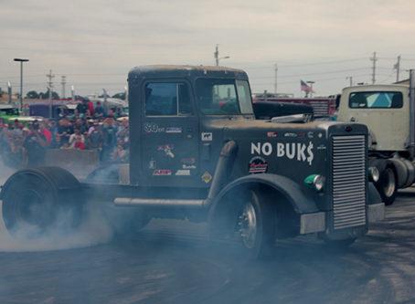 GBATS big rig burnouts