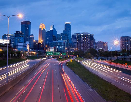 Minneapolis truck parking ban