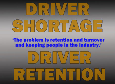 Fight against driver shortage claims not over
