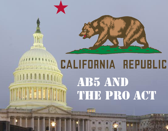 AB5 PRO Act