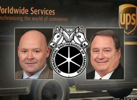 Will the Teamsters get tough with UPS? Sean O'Brien vs. Steve Vairma