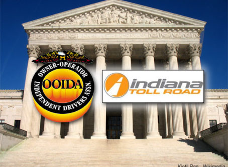 OOIDA asks U.S. Supreme Court to hear Indiana Toll Road lawsuit