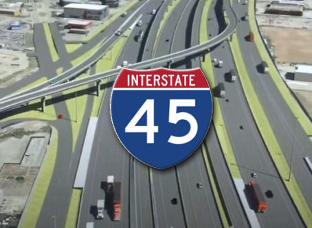 North Houston Highway Improvement Project gets funding approval