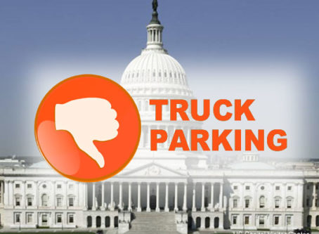 Truck parking funding denied by House infrastructure committee