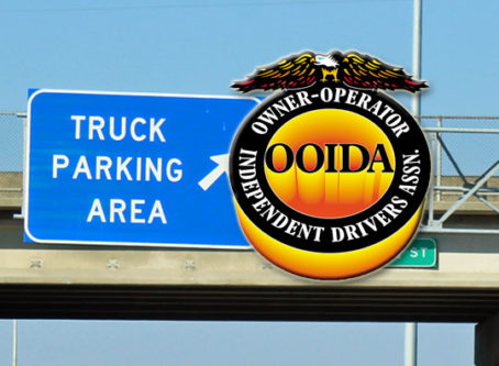 OOIDA disappointed in Congress' failure to address truck parking