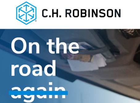 C.H. Robinson to give away $100,000 to truckers