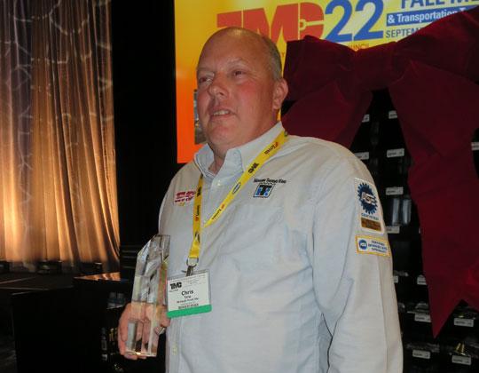 N.Y. technician wins second TMC SuperTech grand championship