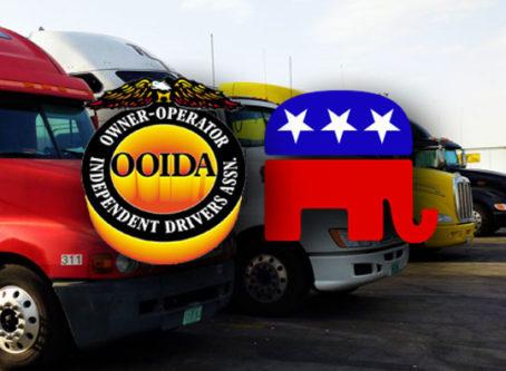 T&I Republicans critical of truck parking amendment defeat