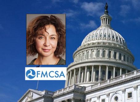 Meera Joshi, FMCSA