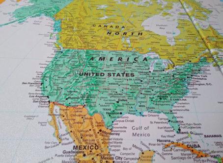 North America cross-border freight