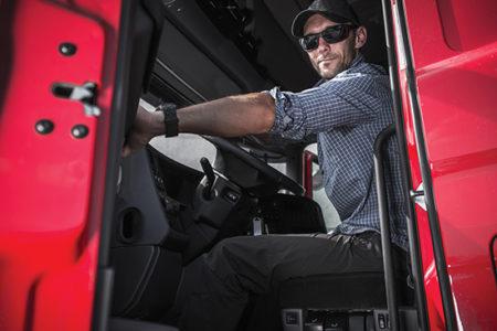 truck driver retention