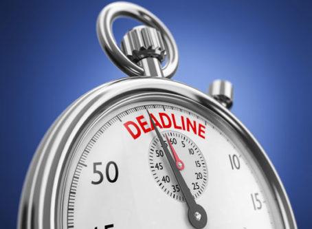 Deadline for FMCSA COVID-19 report