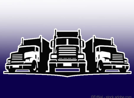 Employment in trucking continues to slowly rebound from pandemic-induced losses