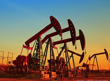 Oil pumpjack,