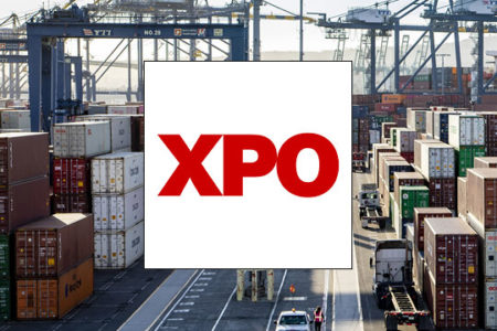 XPO, Port of Los Angeles. Photo by Port of LA