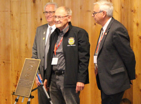 OOIDA inducted into ATHS American Trucking and Industry Leader Hall of Fame