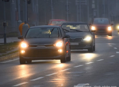 Study finds correlation between good headlights and fewer crashes