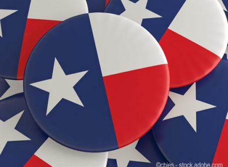 Texas buttons
